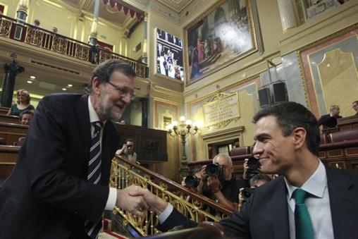"""Las campanas repican a """"miedo"""" en el bipartidismo español"""