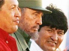 España, el mayor estorbo en Latinoamérica para Castro y Chávez