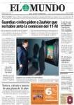 Andalucía: el presidente Chaves sienta en el banquillo a dos periodistas