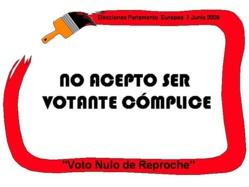 El voto imbécil de los españoles