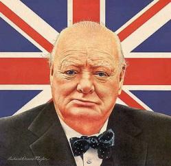 """Winston Churchill: """"Cada pueblo tiene el gobierno que se merece"""""""