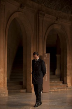 Rajoy apesadumbrado