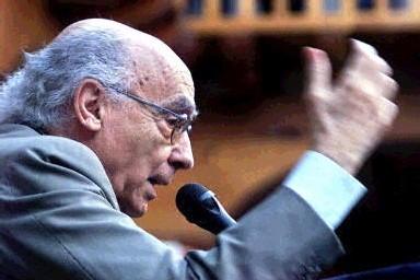 Saramago sobre el Voto en Blanco