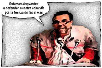 España, país de cobardes y pusilánimes, necesita rebeldía