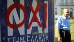 Los griegos ya no son griegos, ni demócratas auténticos