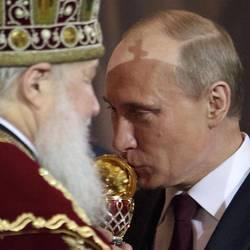 La iglesia rusa y Putin, aliados para recuperar la grandeza rusa y en la lucha contra los que asesinan a los cristianos