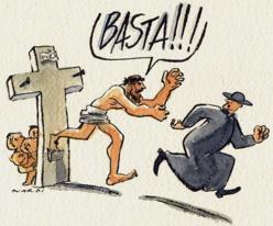 El preocupante declive de la Iglesia Católica en España
