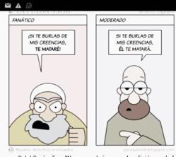 No es cierto que el Islan sea una religión de paz