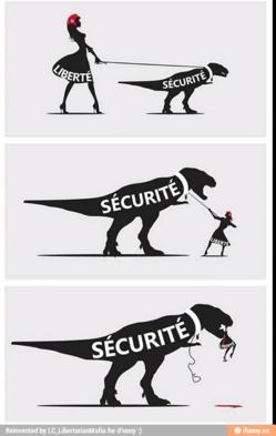 """""""Libertad o Seguridad"""", un debate estúpido y peligroso"""