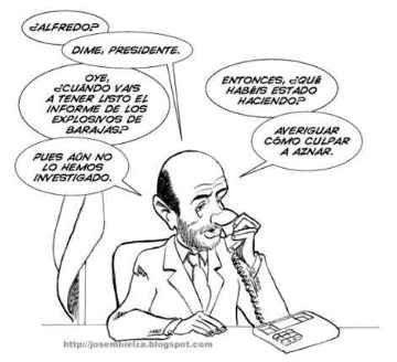 La mentira puede echar a Zapatero del poder