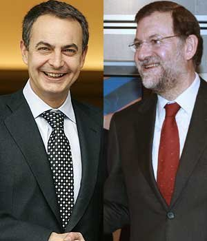 Debate Zapatero Rajoy: el bipartidismo caduco