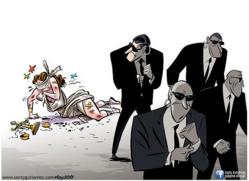 España, tierra de cobardes