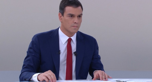 Pedro Sánchez está siendo presionado sin piedad