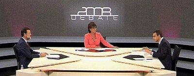 Zapatero, inconsistente y poco preparado, pierde el debate