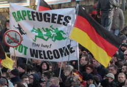Las mujeres europeas están siendo violadas, pero ¿por qué no protestan?