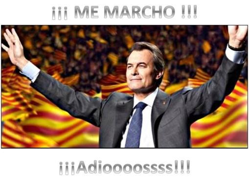 La cloaca catalana supera a la española y a toda Europa en hedor