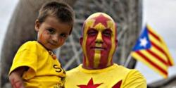 """La """"reacción dura y digna"""" de España frente a la agresión independentista catalana"""