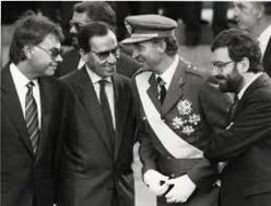 Verdugos de la Sociedad Civil española