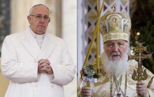 Dificil entender el diálogo del papa Francisco con el partriarca Kirill, en la jungla castrista