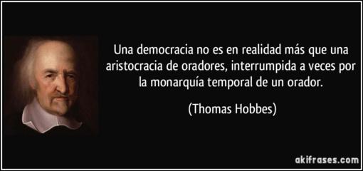 """Los políticos españoles, una """"aristocracia de oradores"""" inútiles"""