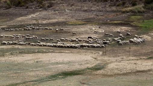 Pantano de María Cristina, en Castellón