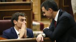 El pacto PSOE-Ciudadanos es una genialidad porque enarbola la mejor bandera