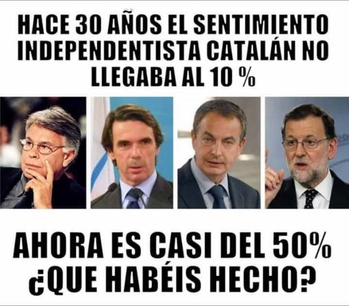 En España ya no amanece porque el país se está pudriendo