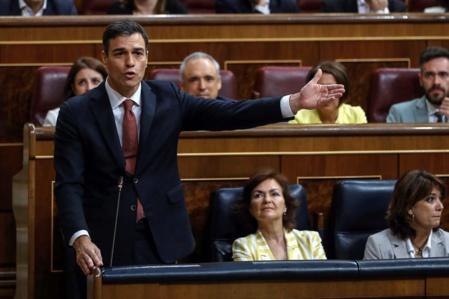 Avergonzados del gobierno y de la indignidad del PSOE