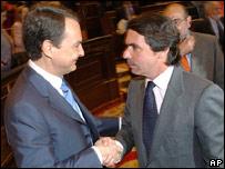 España: arrogancia, provocación y escasa democracia
