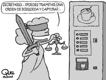 Zapatero y la 'Justicia Windows'
