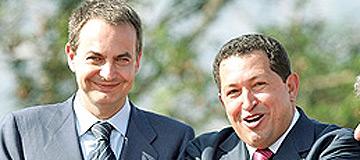 Zapatero, aislado en Europa