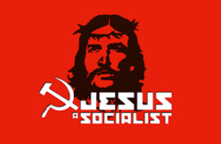 """Jesús """"progre"""""""