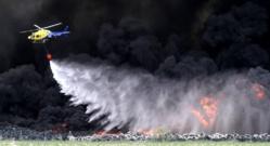El incendio de Seseña y los ineptos y torpes políticos españoles