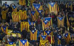 El independentismo catalán utilizara como plataforma reivindicativa la final de la Copa del Rey