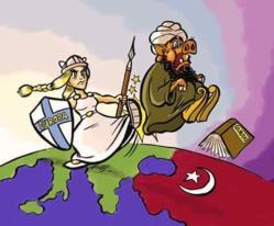 Las certezas y el sometimiento hacen a los musulmanes incompatibles con Europa