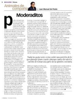 MODERADITOS