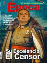 El 'generalísimo' Zapatero
