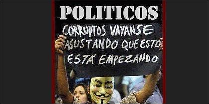 La inmensa estafa de los políticos españoles