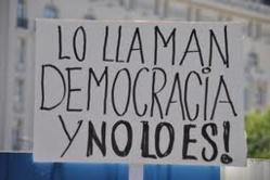 NI UN GRAMO DE DEMOCRACIA EN LA HISTORIA MODERNA DE ESPAÑA