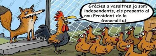Carta de un demócrata español a un independentista catalán