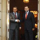 Vergonzoso y antidemocrático pacto Zapatero-Rajoy para renovar la Justicia.