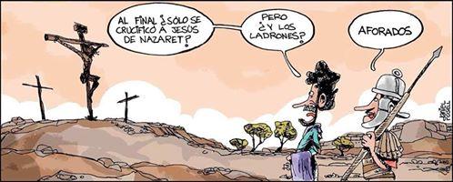 España es una cloaca de cobardes