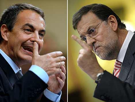 Los grandes partidos políticos españoles se hacen fascistas