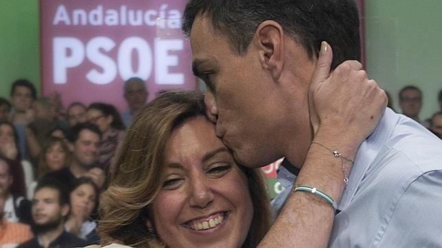 El socialismo español se está despedazando