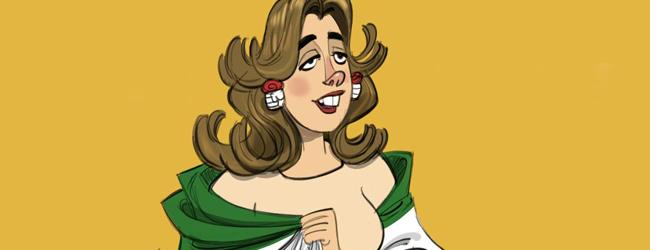 Susana, la presidenta de Andalucía