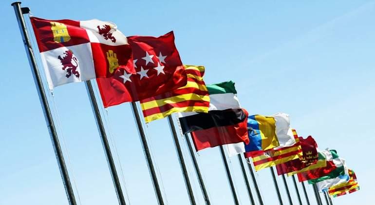 Demasiadas banderas, demasiados gobiernos, demasiado gasto inútil