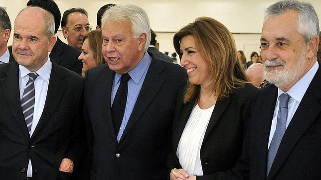 Andalucía, ejemplo mundial de la vieja política que los ciudadanos deben erradicar