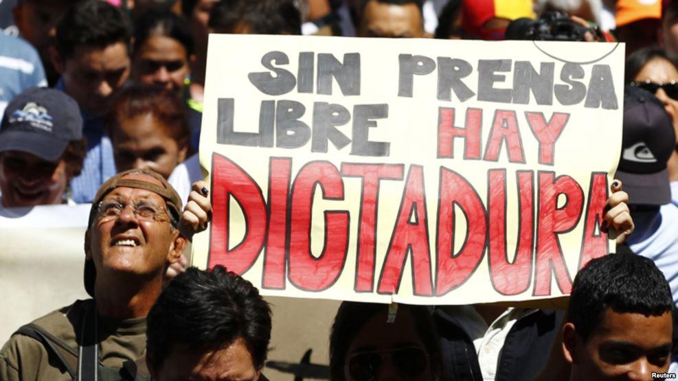 Sin prensa libre no puede haber democracia