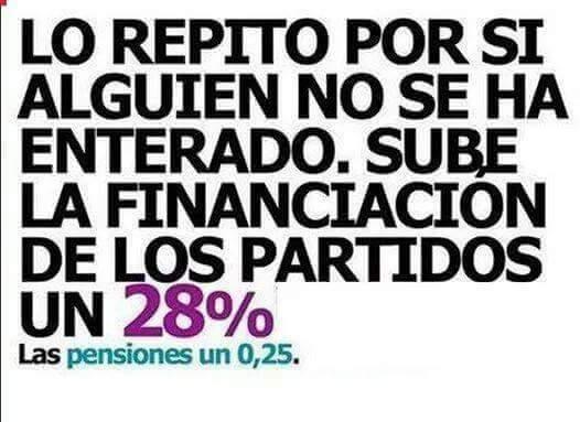 """La """"democracia"""" de Rajoy es una estafa"""
