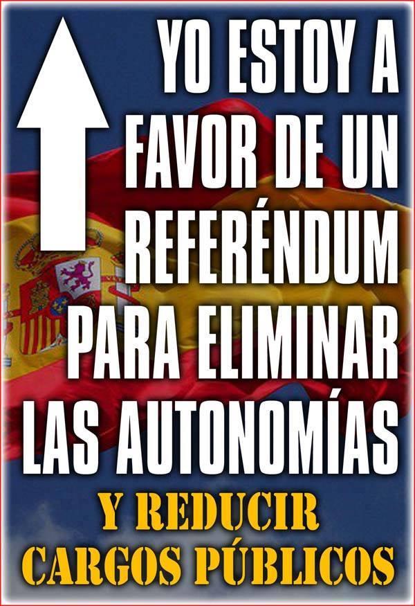 Receta contra el independentismo catalán
